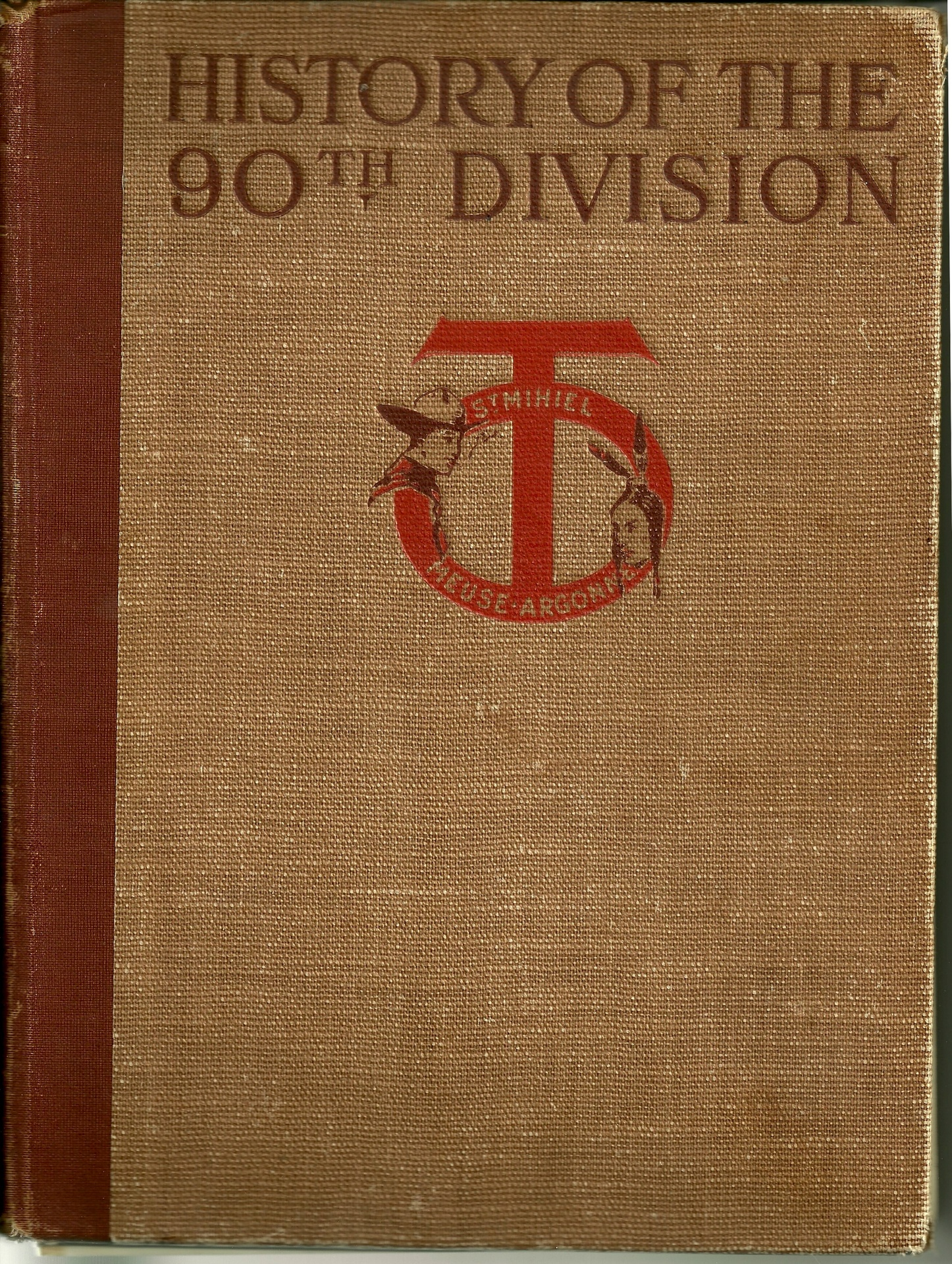 Cover of the Texas/Oklahoma Division History
